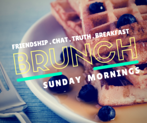 Youth Sundays - brunch, fellowship, chat, truth