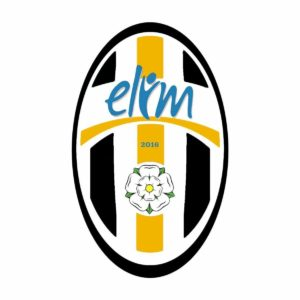 York Elim football team logo